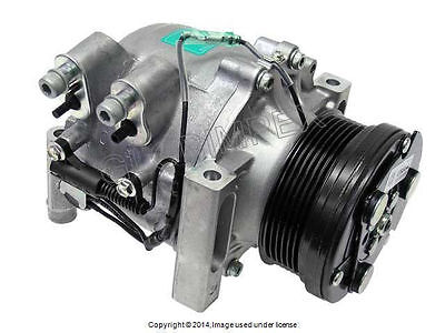 Mercedes SL500 99-02 A/C Compressor w/Clutch SANDEN OEM +1 YEAR WARRANTY