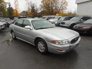 2002 Buick LeSabre (2 SETS DE PNEUS ET ROUES)