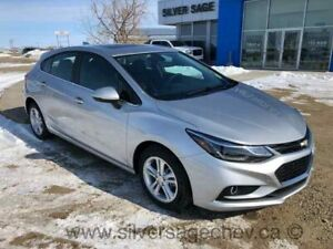 2018 Chevrolet Cruze LT Diesel Hatch Automatic