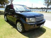 2007 Land Rover Range Rover MY08 Sport 2.7 TDV6 Black 6 Speed Auto Sequential Wagon St James Victoria Park Area Preview
