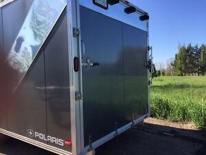 2012 Cargo Pro 26Ft Aluminum Car / Sled hauler fully equipped. Regina Regina Area image 4