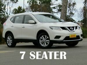 2015 Nissan X-Trail T32 ST X-tronic 2WD White 7 Speed Constant Variable Wagon Enfield Port Adelaide Area Preview