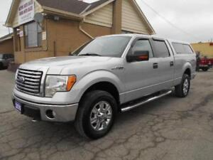 2010 FORD F-150 XLT XTR Crew Cab 4X4 6.5Ft Box ONLY 143,000KMs