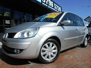 2007 Renault Scenic II J84 Dynamique Silver 4 Speed Automatic Hatchback Croydon Burwood Area Preview