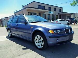 BMW 325 XiT AWD, WAGON, LOW KM, FULLY LOADED! DON'T MISS DEAL!