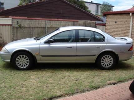 Ford Falcon AU 1999 Classic Auto Sedan
