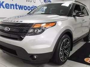 2014 Ford Explorer Sport  FULLY LOADED !!