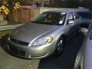 2006 Chevrolet Impala LS, auto, 135K, CERTIFIED