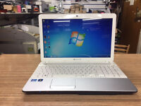 Packard Bell P5WS0 Core i3-2350 2.30GHz 8GB Ram 250GB HDD Web HDMI Win 7 Laptop