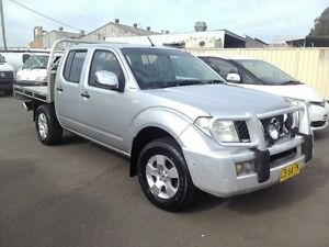 2007 Nissan Navara ST-X 2.5 D40 TURBO Silver Manual Dual Cab Lansvale Liverpool Area Preview