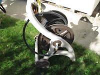 Hose reel and hose