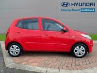 2013 Hyundai i10 1.2 Active 5Dr Hatchback Petrol Manual