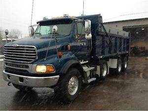 2005 Sterling TriAxle