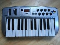 M-Audio Oxygen 8 25 Key Midi Keyboard