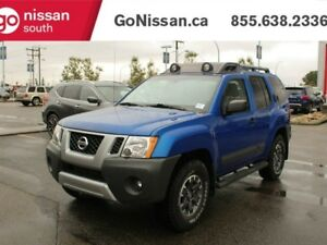 2014 Nissan Xterra PRO-4X, LEATHER, NAVIGATION, HEATED SEATS, SU
