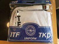 Taekwon-Do uniforms