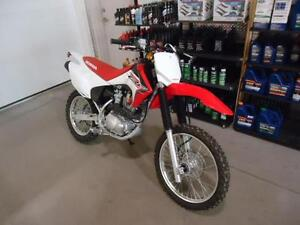 HONDA CRF 150R USAGE