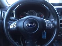 Rally blue 2008 Subaru Impreza