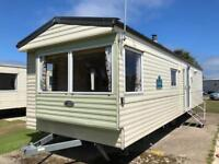 FREE 2018 & 2019 Pitch Fees - Sited 3 bed caravan, 12 month park letting options