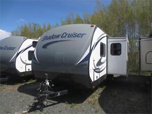 LEFTOVER BLOWOUT SALE - 2015 Shadow Cruiser 225RBS