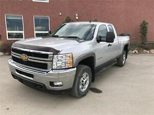 2011 Chevrolet Silverado 2500HD LT 6.0L Command Start