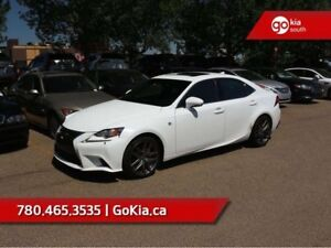 2015 Lexus IS 250 FULLY LOADED; AWD, SUNROOF, ADAPTIVE CRUISE,