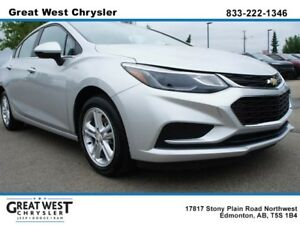2017 Chevrolet Cruze LT**Heated Front Seats**Back-Up Camera**Blu