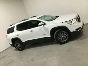 2019 Holden Acadia AC MY19 LTZ 2WD White 9 Speed Sports Automatic Wagon Mile End South West Torrens Area Preview