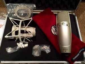 Professional Studio Microphones Sell Off