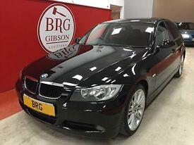 BMW 3 Series 2.0 ES (black) 2006