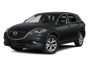 2014 Mazda CX-9 GS AWD, 7 passenger, leather, sunroof, power lif