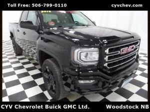 2016 GMC Sierra 1500 Elevation - 20 Black Wheels, 5.3L V8 & Rear