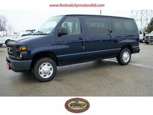2013 Ford Econoline Wagon XL | 8 Passenger | CERTIFIED