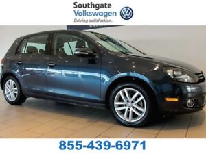 2011 Volkswagen Golf TDI | LEATHER | SUNROOF | BLUETOOTH | CRUIS