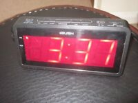 Bush Clock/Radio