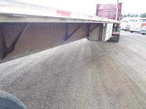 2000 FONTAINE 48 TRIDEM COMBO FLAT BED TRAILER Kitchener / Waterloo Kitchener Area image 5