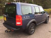 2005 54 LAND ROVER DISCOVERY 2.7 3 TDV6 7 SEATS 5D 188 BHP DIESEL