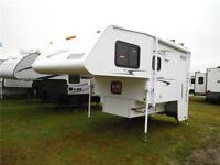 2006 Lance 861 Luxury SHort box Truck Camper with Slideout