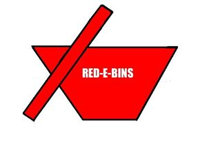 Red-E-Bins pays cash for scrap metal
