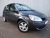 Renault Scenic 1.6 Extreme VVT 16v ....Only 1 Owner From New...Practical & Economical Family MPV