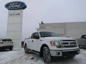 2014 Ford F-150 XLT SUPERCAB 4X4, BACK UP CAM, HEATED SEATS, XTR
