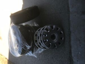 Mishelin tires with rimms for Volkswagen Jetta