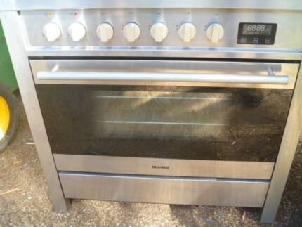 BLANCO 5 Burner LPG with ELECTRIC OVEN 900mm