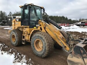2010 Caterpillar 930H Loader Package