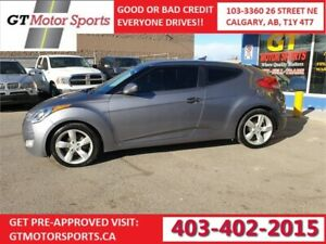 2012 Hyundai Veloster | $0 DOWN - EVERYONE APPROVED!