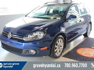 2014 Volkswagen Golf Wagon GOLF WAGON TDI COMFORTLINE-PRICE COME