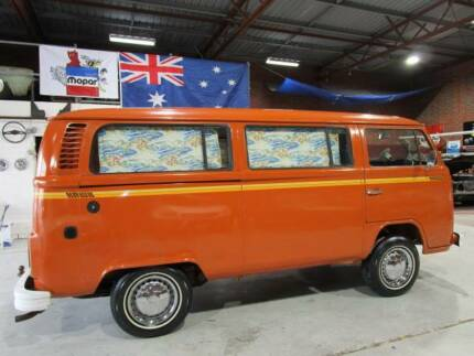 1974 Volkswagen Kombi Van/Minivan Newton Campbelltown Area Preview