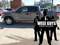 2014 Ford F-150 Wise Guys Auto