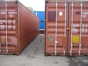 20ft & 40ft Steel Sea Containers available for Rent / Sale Peterborough Peterborough Area image 8