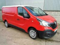 2015 Renault Trafic SL27 Business+ DCi Van 2015 15 reg PANEL VAN Diesel Manual